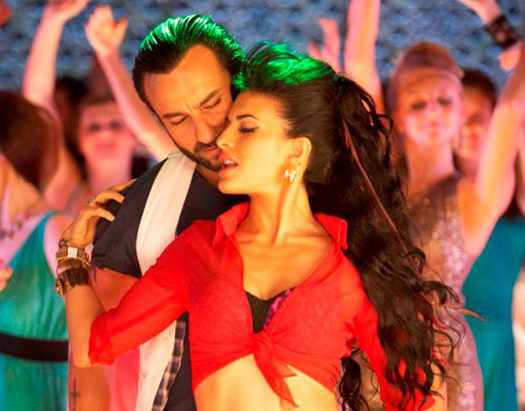 Saif-Jacqueline were last seen in  Race 2