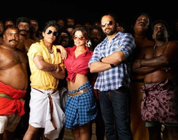 Chennai Express  is due to release in August