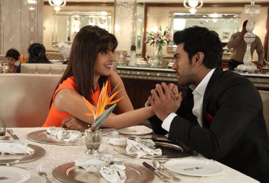 Priyanka Chopra and Ram Charan Teja in  Zanjeer