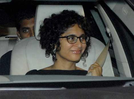 Kiran Rao at Anil Ambani's bash