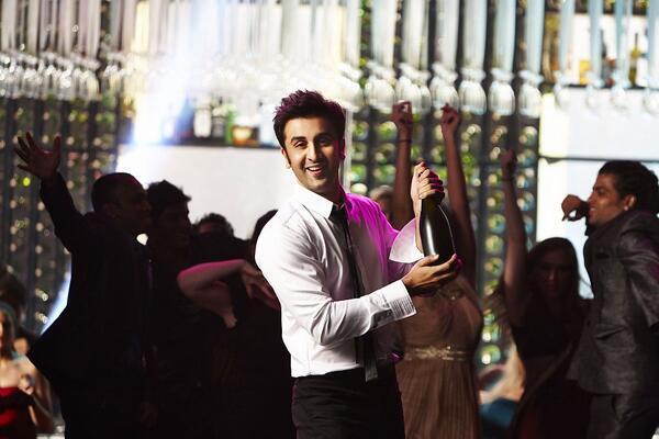 Ranbir Kapoor in <i>Yeh Jawaani Hai Deewani</i>