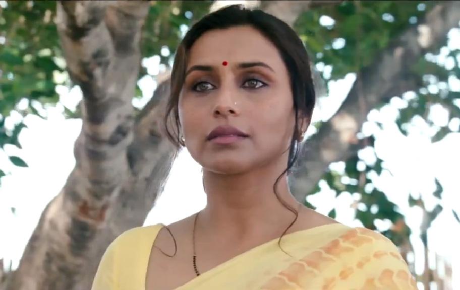Rani Mukerji in <i>Talaash</i> (2012)