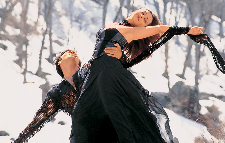 Vivek-Rani in <i>Saathiya</i> (2002)