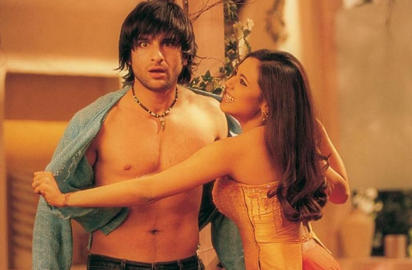 Rani-Saif in <i>Hum Tum</i> (2004)