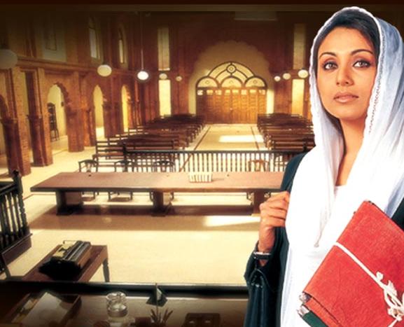 As Saamiya Siddiqui in <i>Veer Zaara</i> (2004)