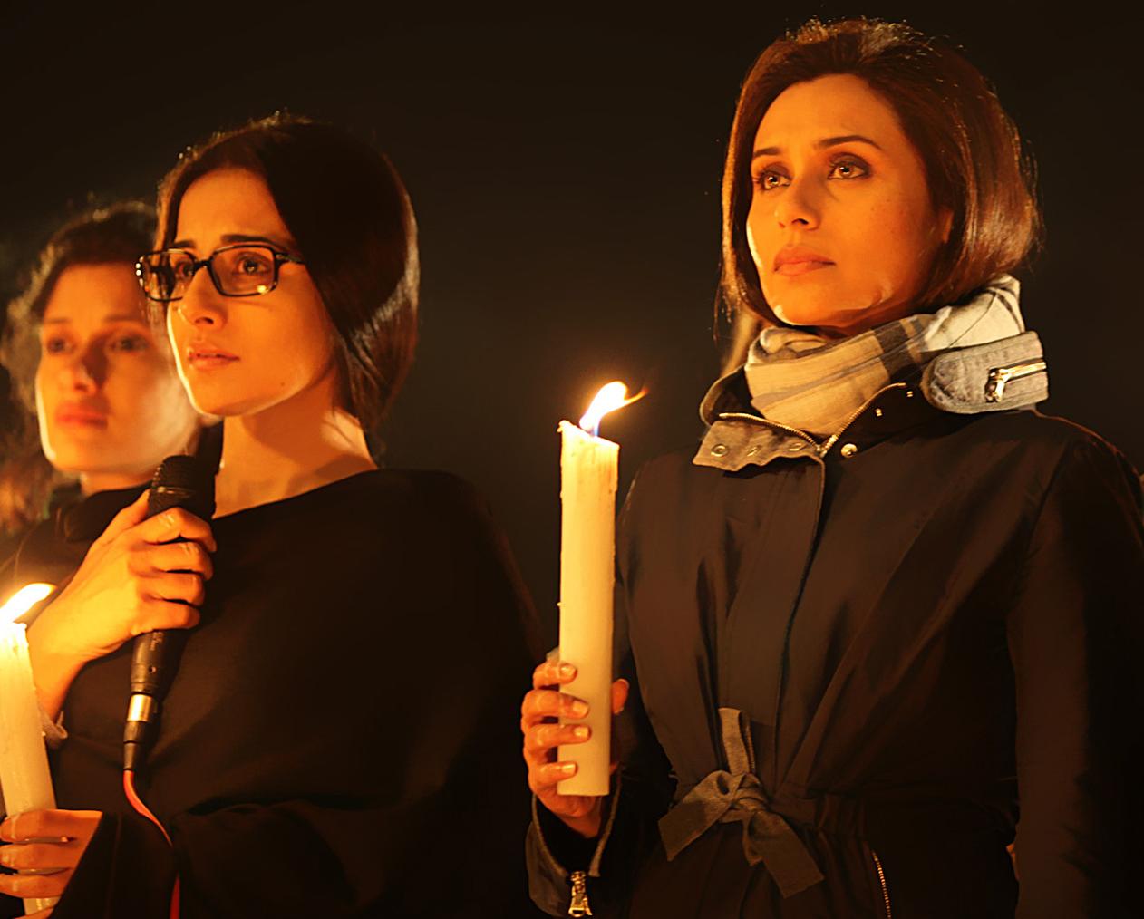 Vidya-Rani in <i>No One Killed Jessica</i> (2011)