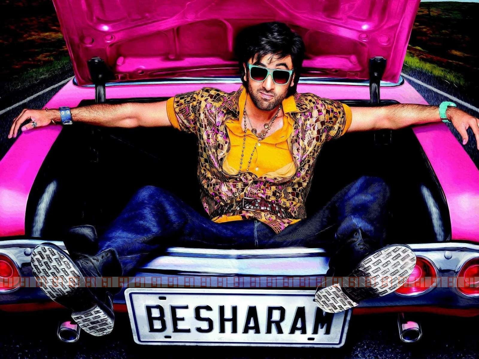 Kapoor is unaware of  Besharam  clashing with  Mental .