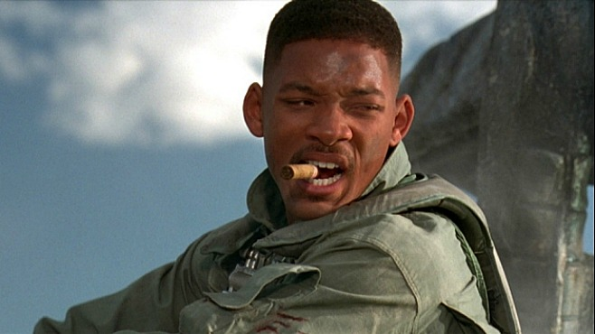Will Smith starred in the original blockbuster back in 1996