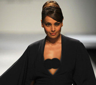 Basu sizzled at LFW earlier this week.