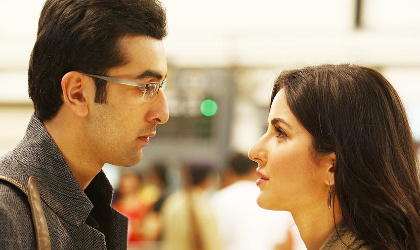 Ranbir-Katrina in  Raajneeti
