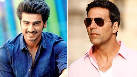 Arjun Kapoor and Akshay Kumar will be seen in Karan Johar's next.