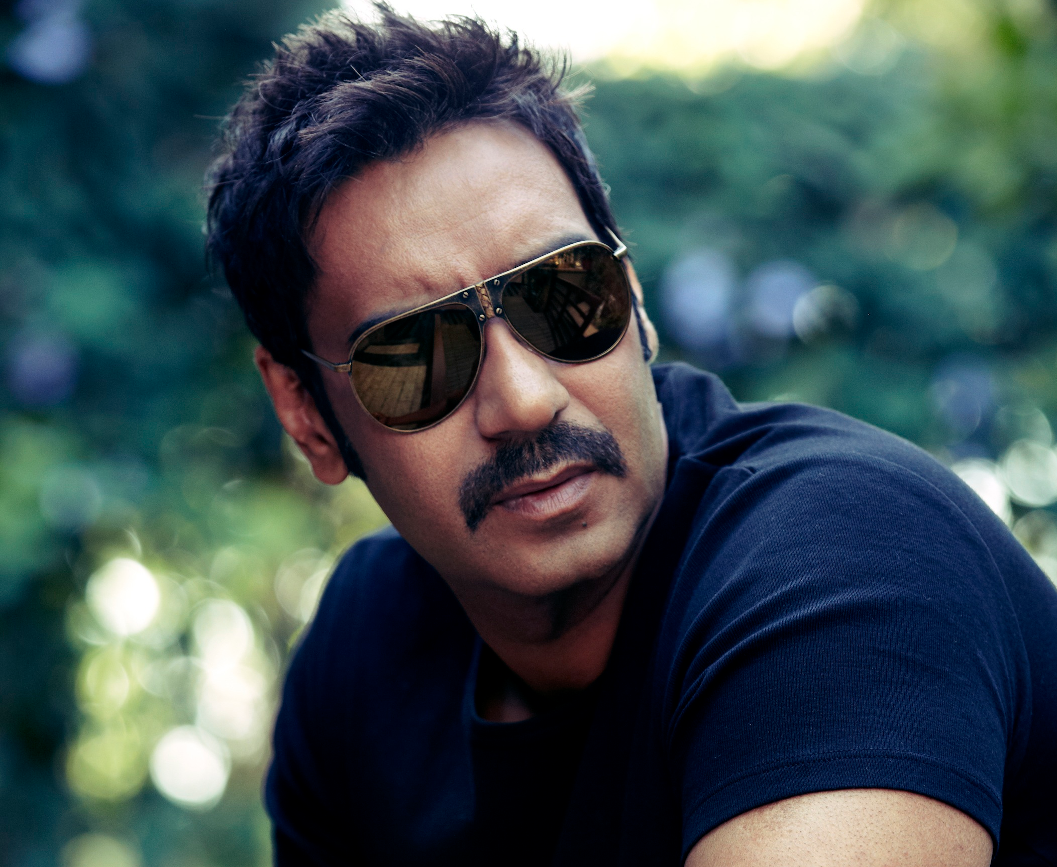 Ajay has no intention of entering politics
