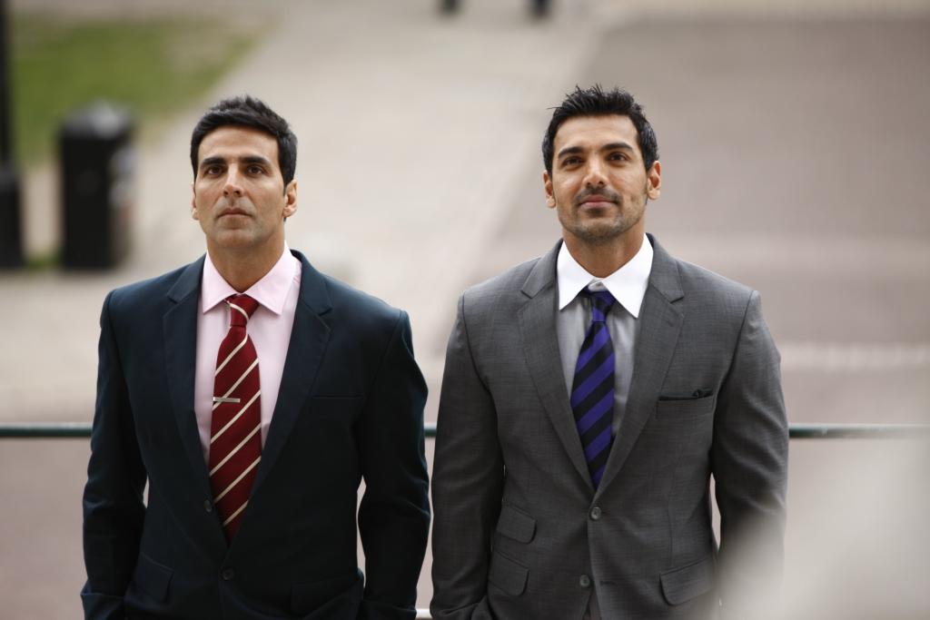 John-Akshay in  Desi Boyz  (2011)