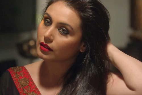 Rani Mukerji in  Bombay Talkies