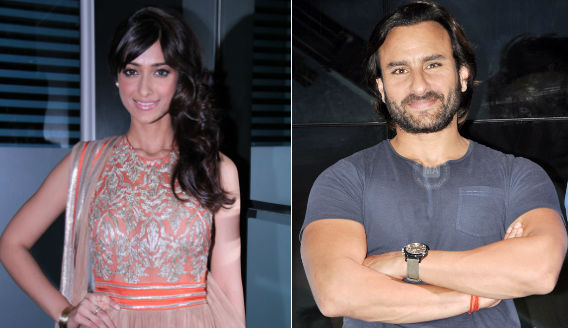 Saif Ali Khan and Ileana D'Cruz will be seen in a romcom together