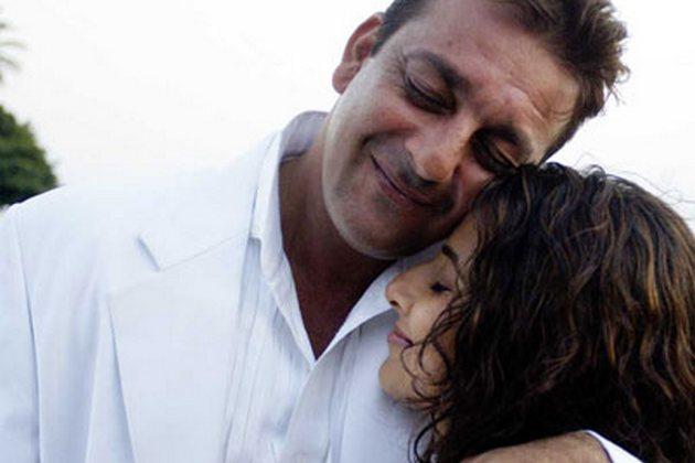 Sanjay-Vidya in Lage Raho Munna Bhai  (2006)