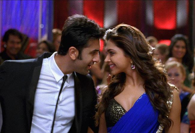 Ranbir-Deepika in  Yeh Jawaani Hai Deewani
