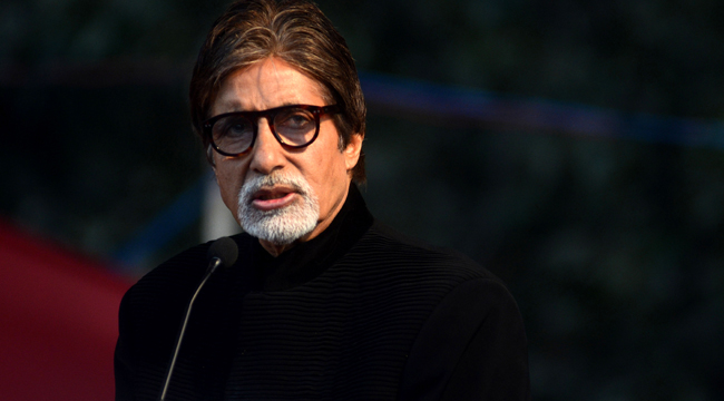 Bachchan will be seen in a new TV show directed by Anurag Kashyap