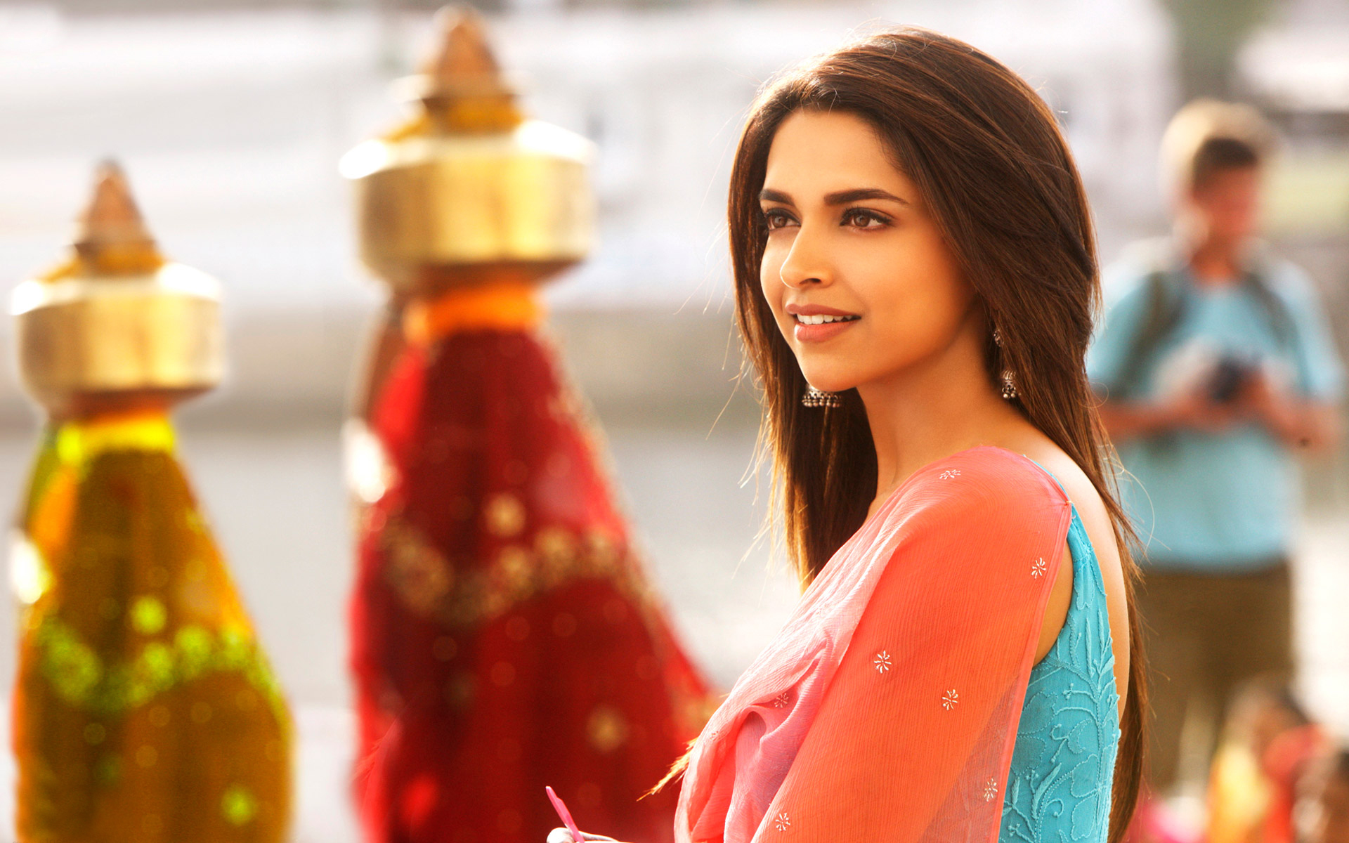 Deepika in the blockbuster  Yeh Jawaani Hai Deewani