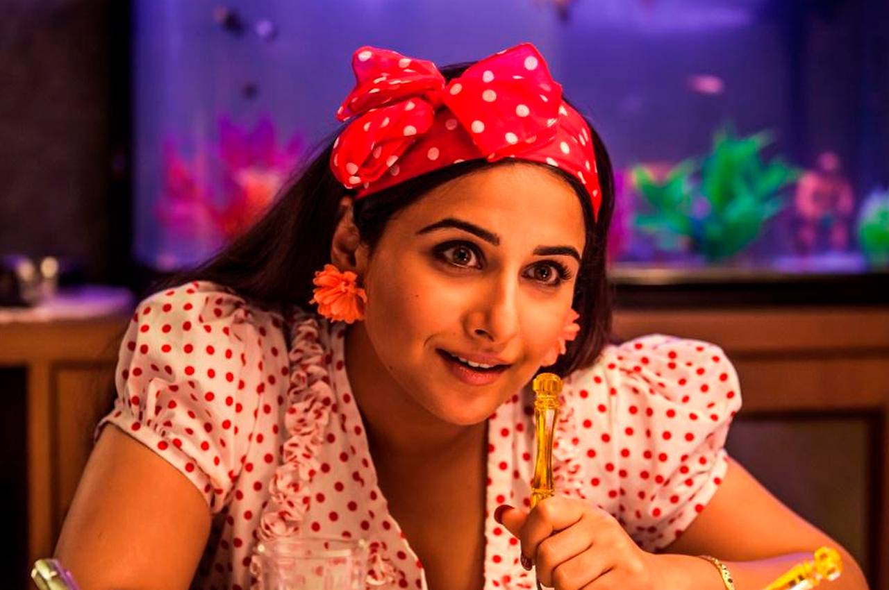 Vidya in the upcoming  Ghanchakkar