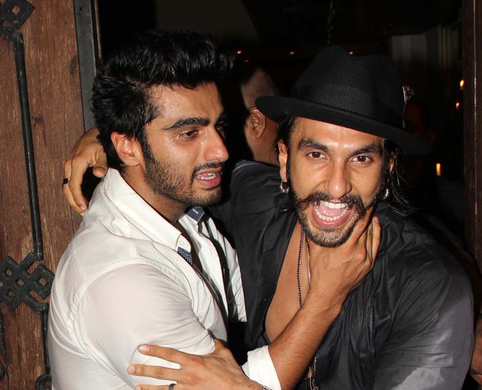 Arjun Kapoor & Ranveer Singh