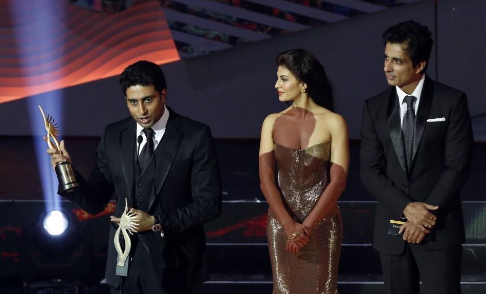 Abhishek Bachchan, Jacqueline Fernandez & Sonu Sood