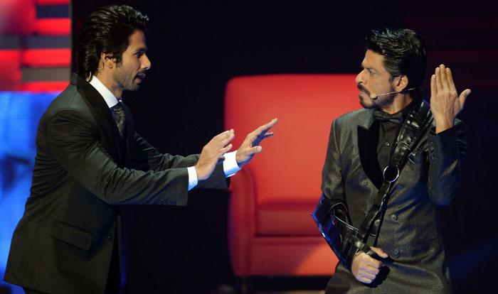 Shahid Kapoor & Shah Rukh Khan