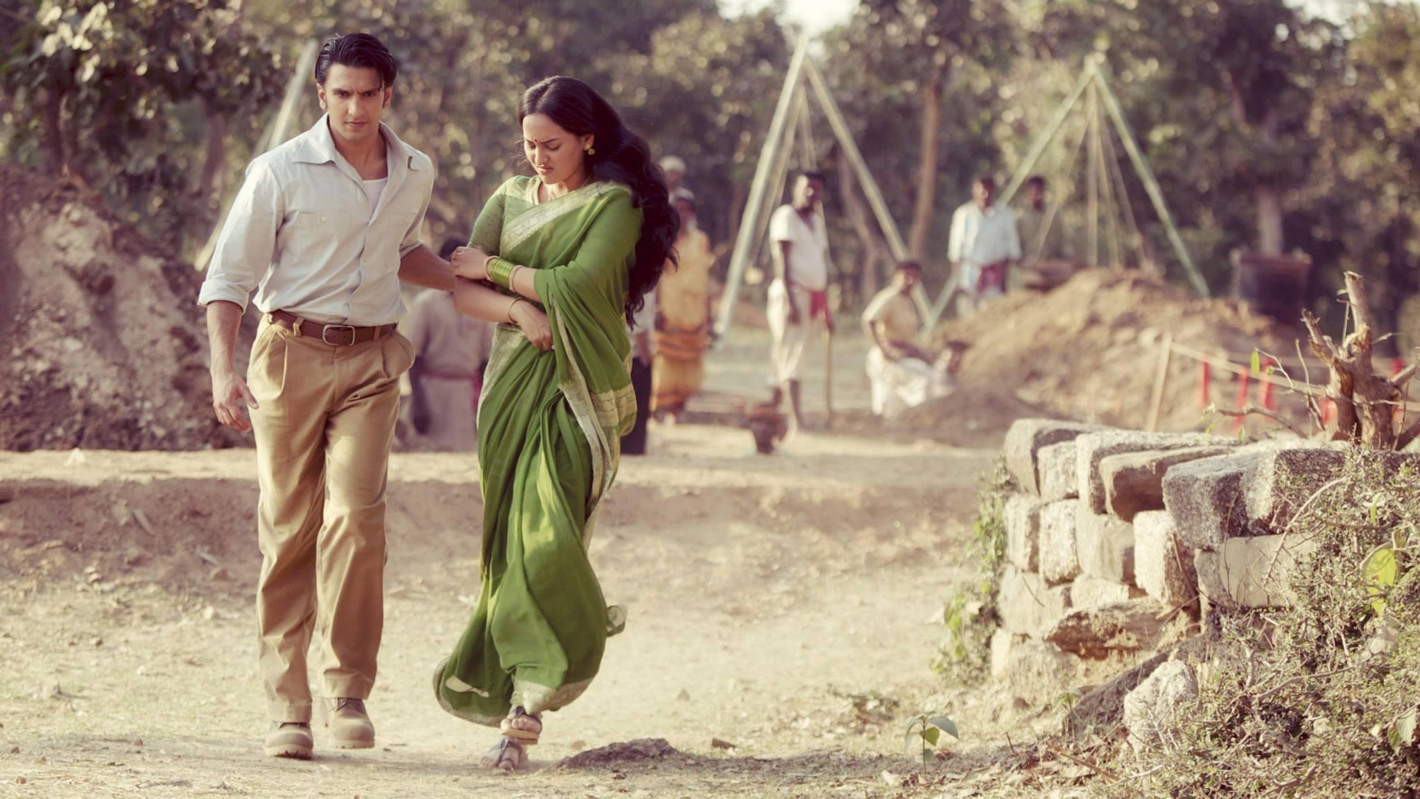 Ranveer-Sonakshi outdo themselves in  Lootera