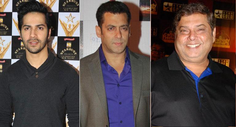 Do a Salman says David to son Varun