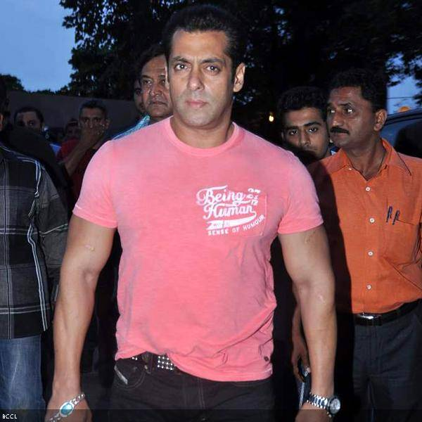 Salman Khan has been formally charged