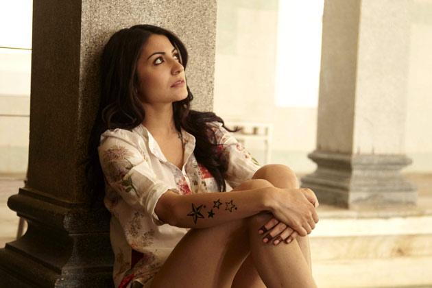 Anushka's excited about  Bombay Velvet