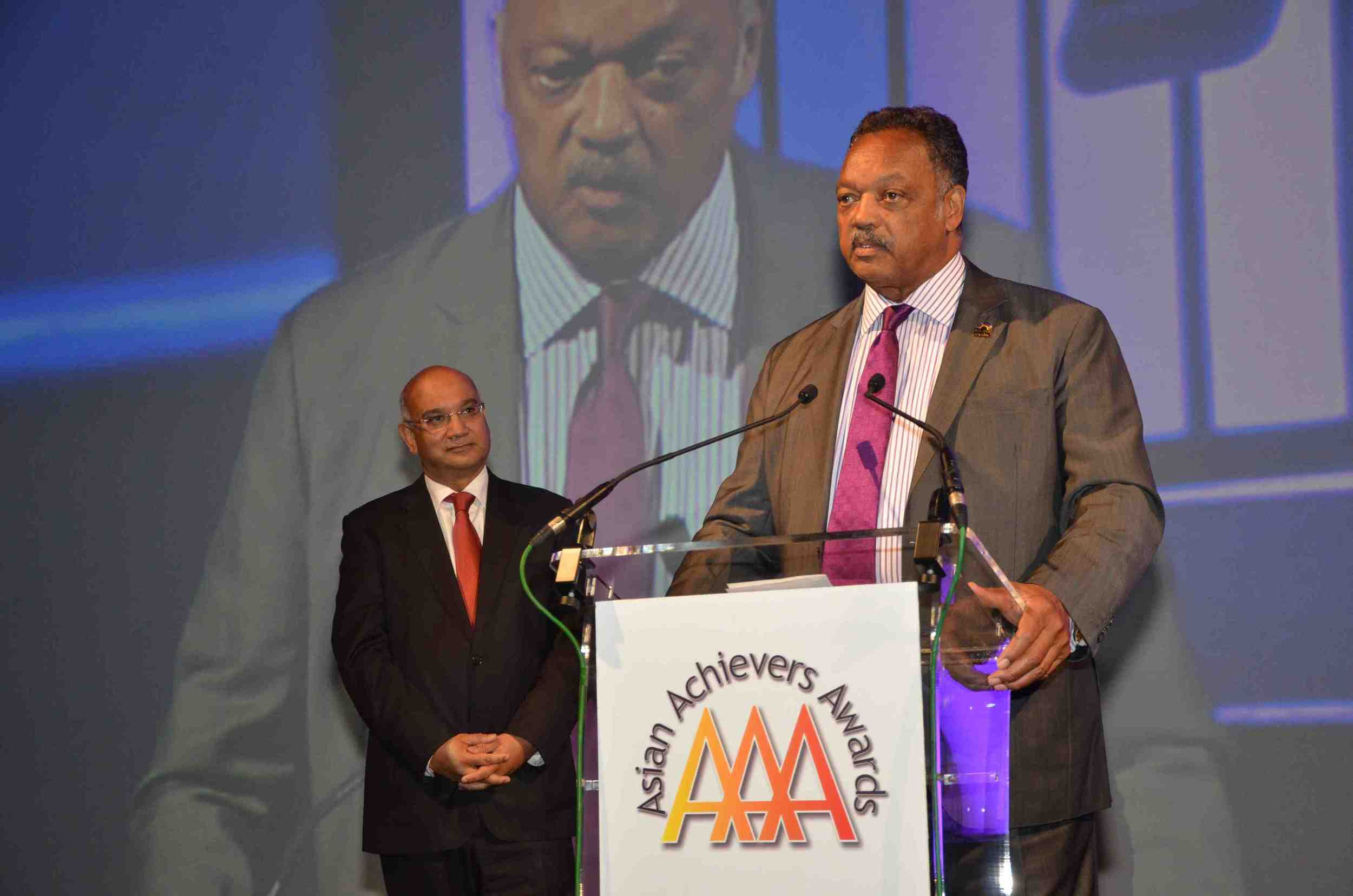 Rt Hon Keith Vaz MP; Rev Jesse Jackson