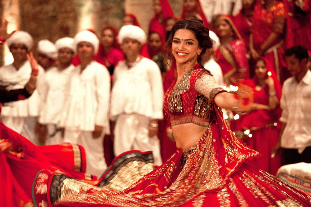 Deepika is impressed with her outfits and dresses in the film