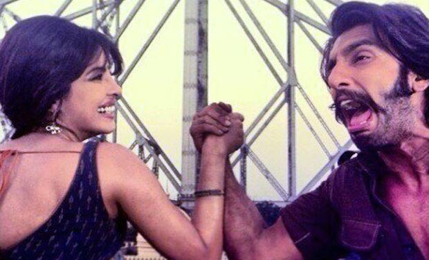 Ranveer-Priyanka who play lovers in  Gunday  (above) will play siblings in Zoya Akhtar's next