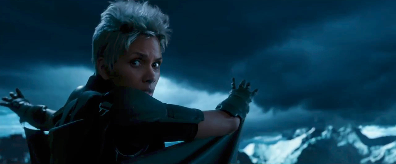 Halle Berry returns as Storm