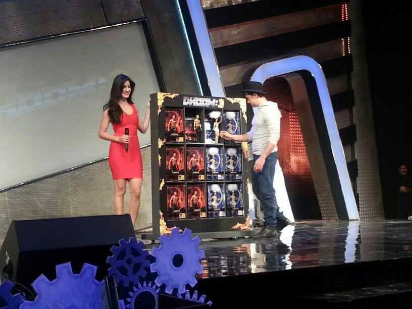 Aamir-Katrina at the event (pic courtesy Miss Malini)
