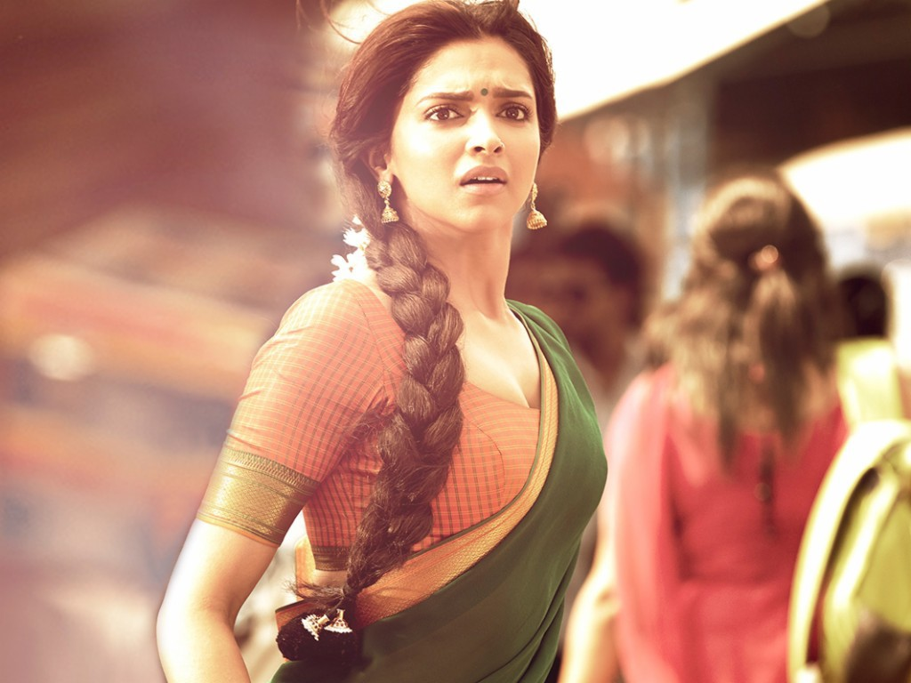 Deepika in the blockbuster,  Chennai Express
