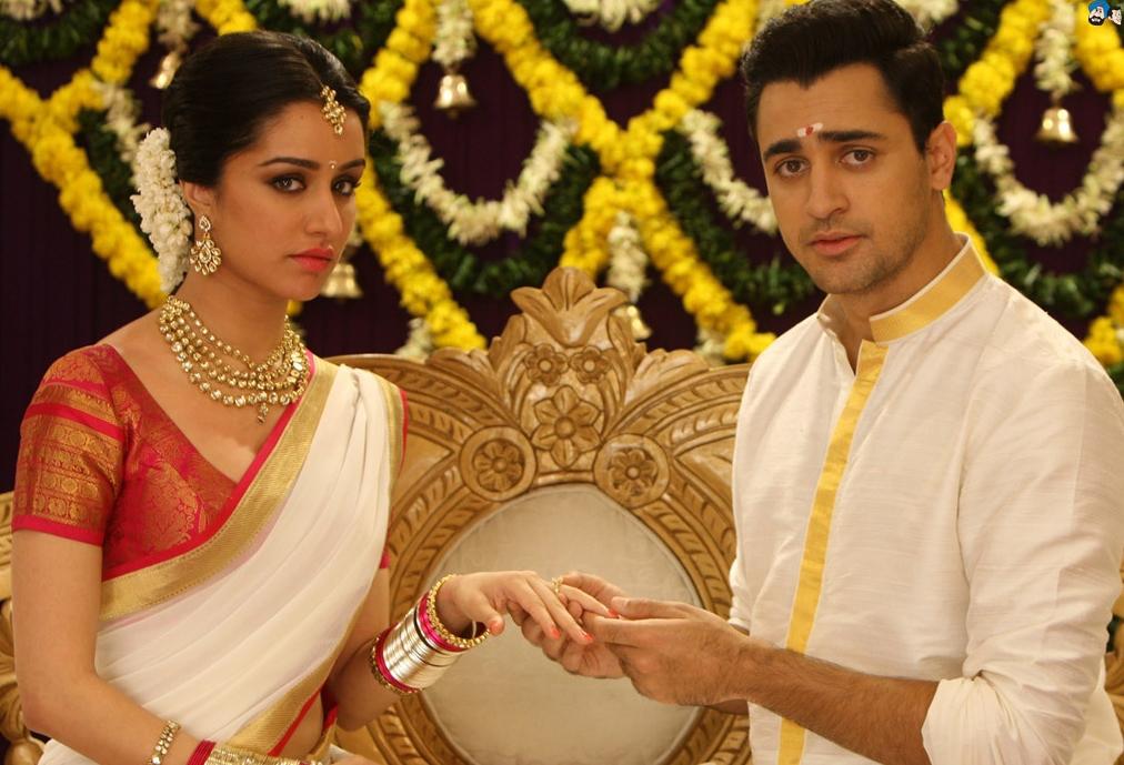 Shraddha Kapoor shines in  Gori Tere Pyaar Mein