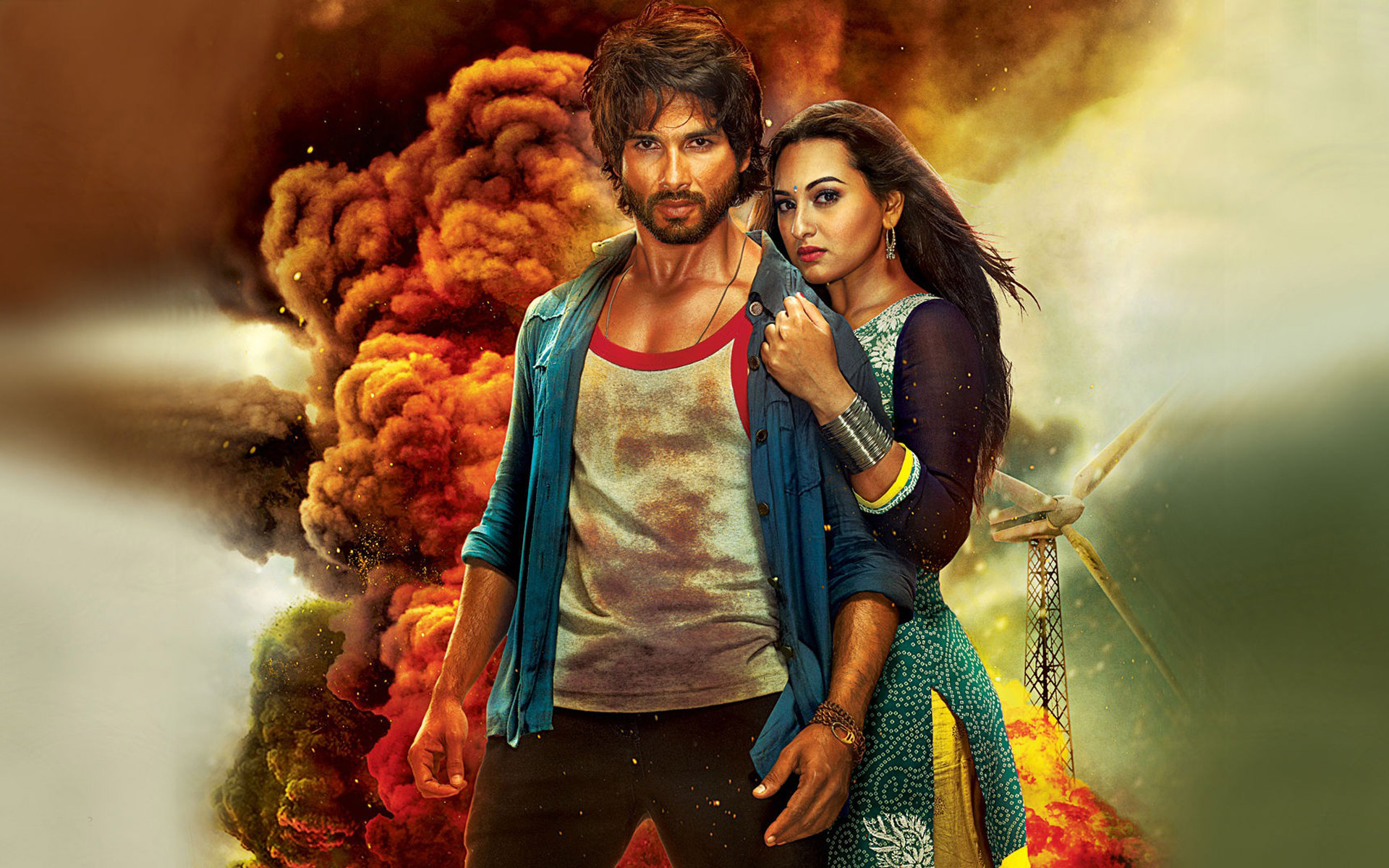 The Shahid-Sonakshi starrer has been ripped apart by critics