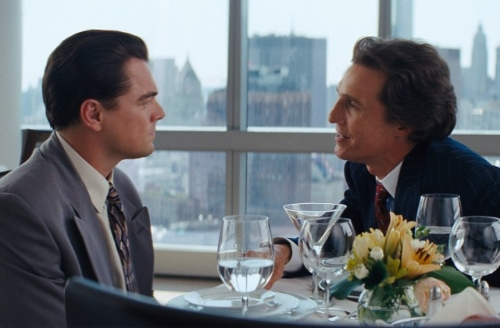 """McConaughey all praise for DiCaprio   Rarely ever do two competing stars compliment one another for their respective work, especially when both of them are in direct competition for the coveted Academy Award. ButMatthew McConaughey, who has been nominated in the best actor category in this year's Academy Awards along with Leonardo DiCaprio, is all praise for his   The Wolf of Wall Street   colleague in which the former had a sparkling cameo. """"That guy's been doing work that's deserving of being in the conversation and of winning for some time. He's one of our generation's best actors,"""" said the   Dallas Buyers Club   star, who recently bagged a Golden Globe for playing and AIDS patient in the Jean-Marc Vallée directorial, in a statement."""