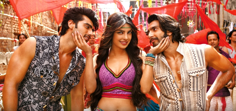The film featuring Ranveer Singh, Priyanka Chopra and Arjun Kapoor is expected to fetch a bumper opening at the box office