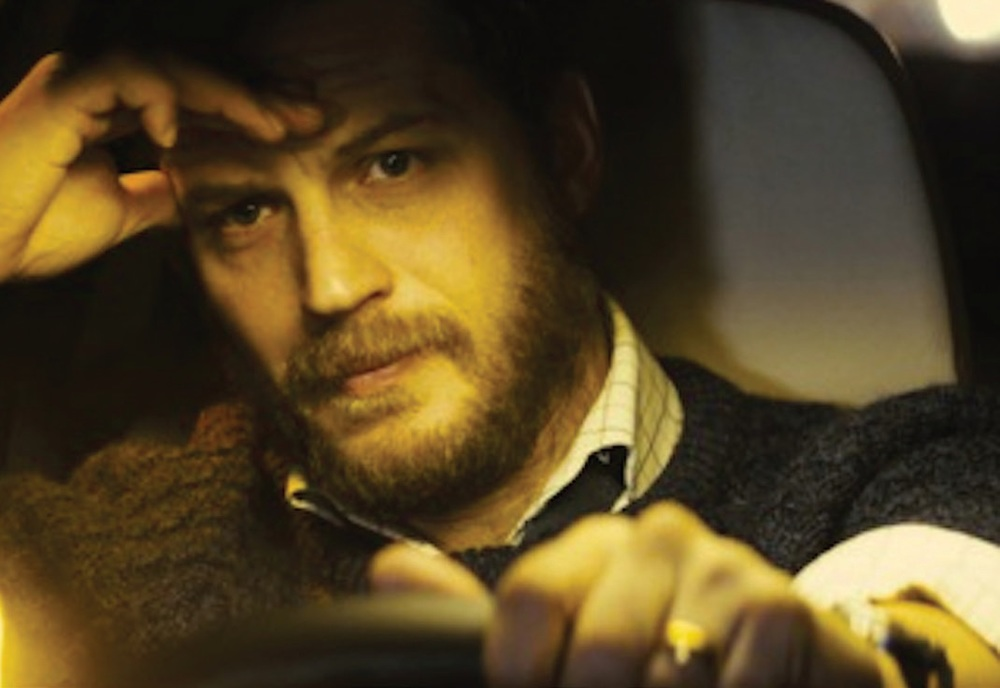 Tom Hardy in and as  Locke