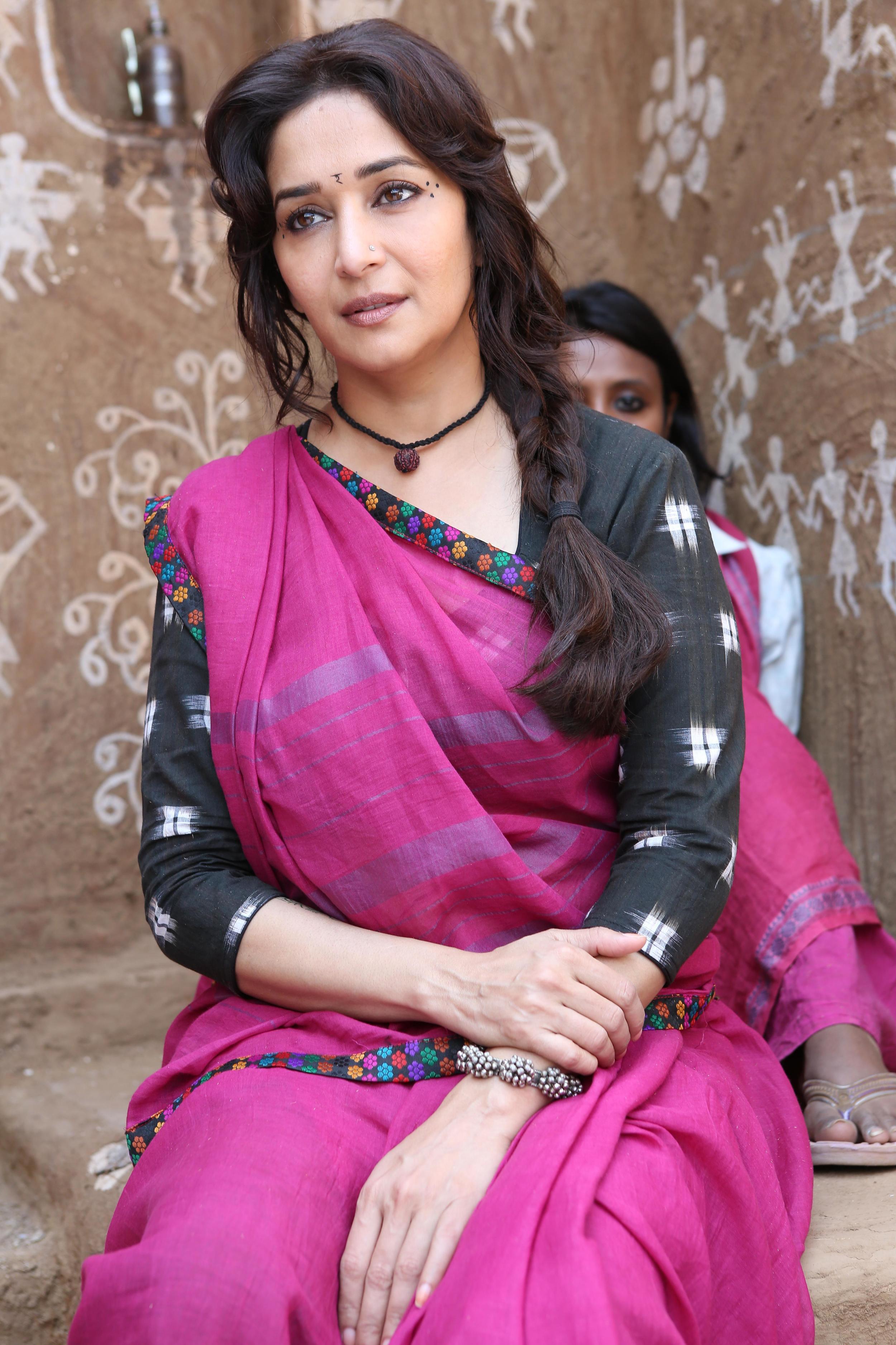 Madhuri Dixit in Gulab Gang.jpg