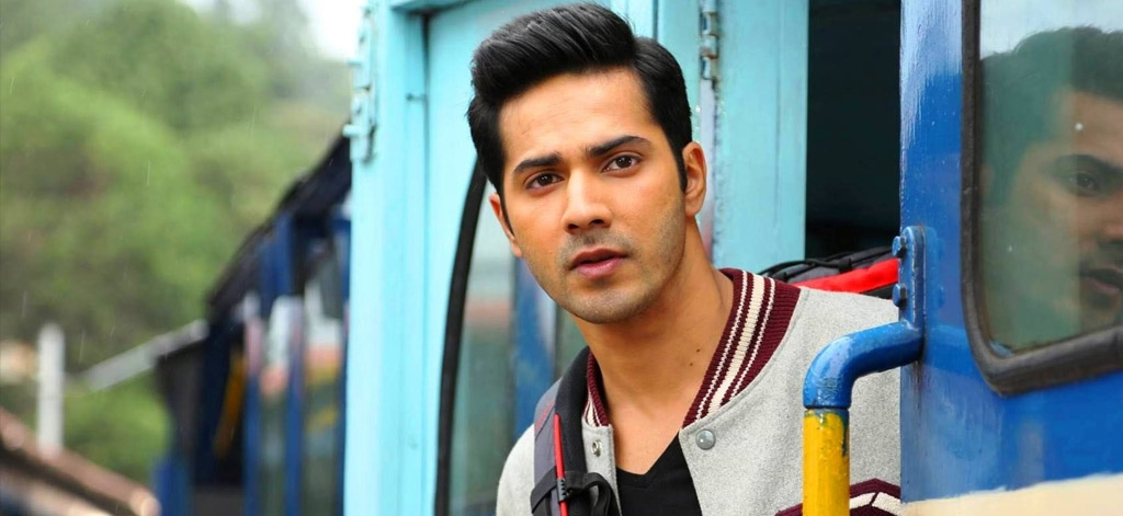 Varun Dhawan is basking in the success of  Main Tera Hero