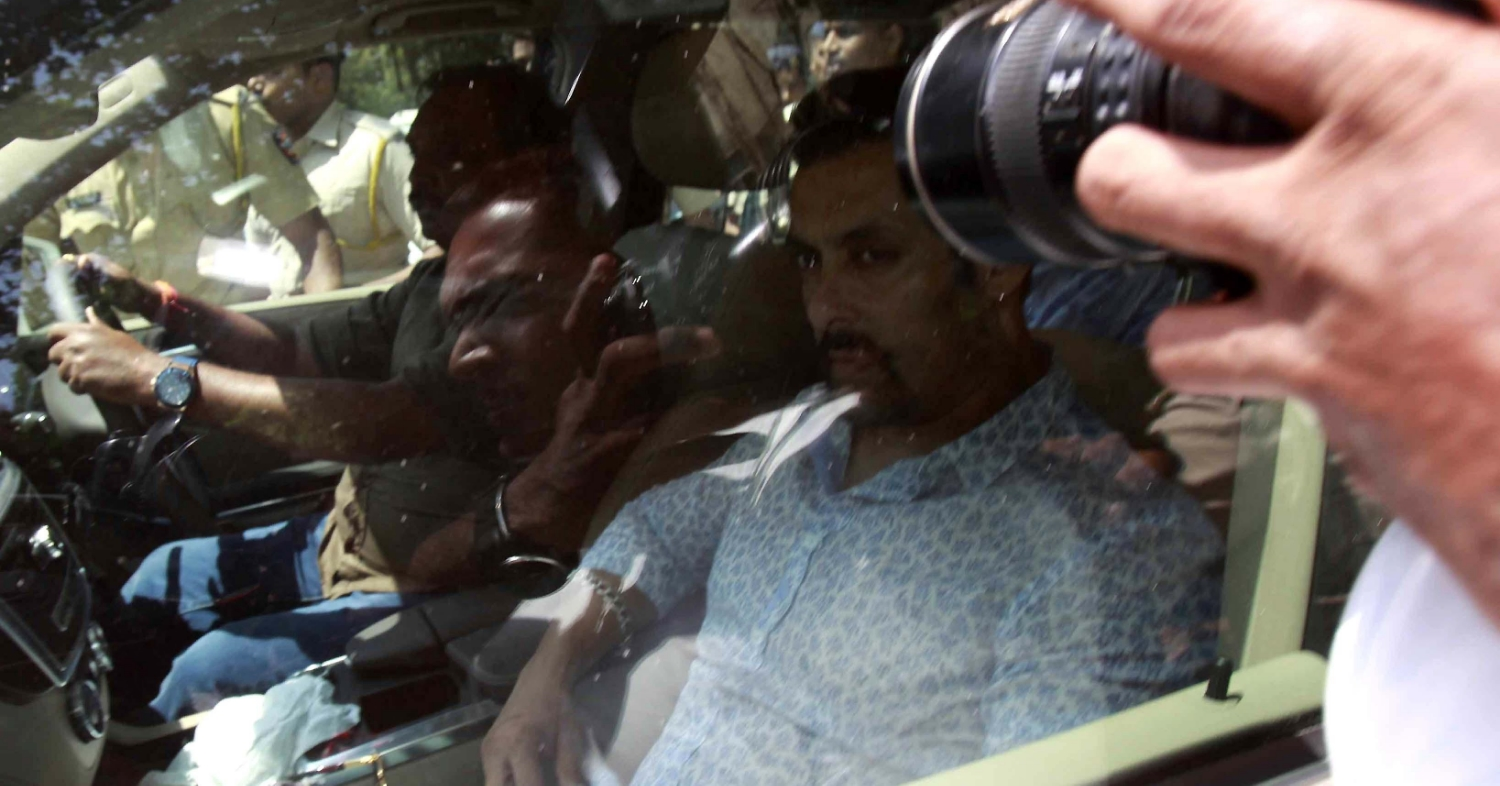 Salman Khan appeared in court today 6 May 2014