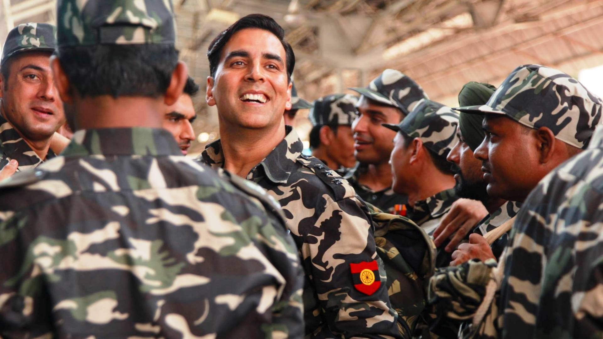 Akshay in  Holiday: A Soldier Is Never Off Duty
