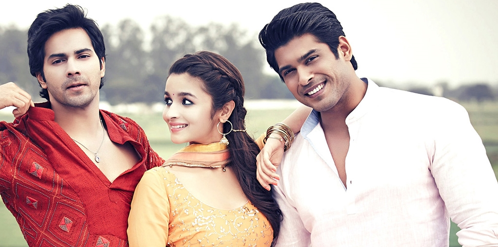 Varun-Alia-Siddharth in  Humpty Sharma Ki Dulhania