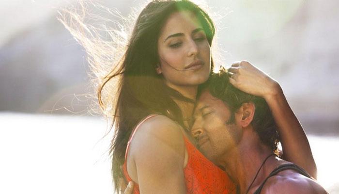 Hrithik-Katrina setting the screen on fire in  Bang Bang