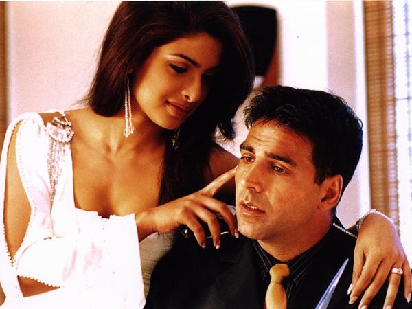 Akshay-Priyanka's chemistry was scorching hot in the film