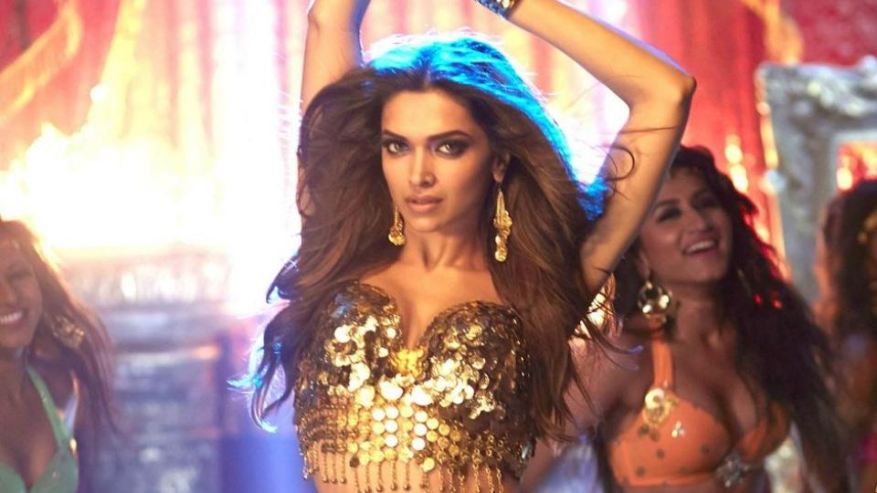 Deepika Padukone in  Happy New Year